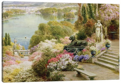 Lake Maggiore  Canvas Art Print