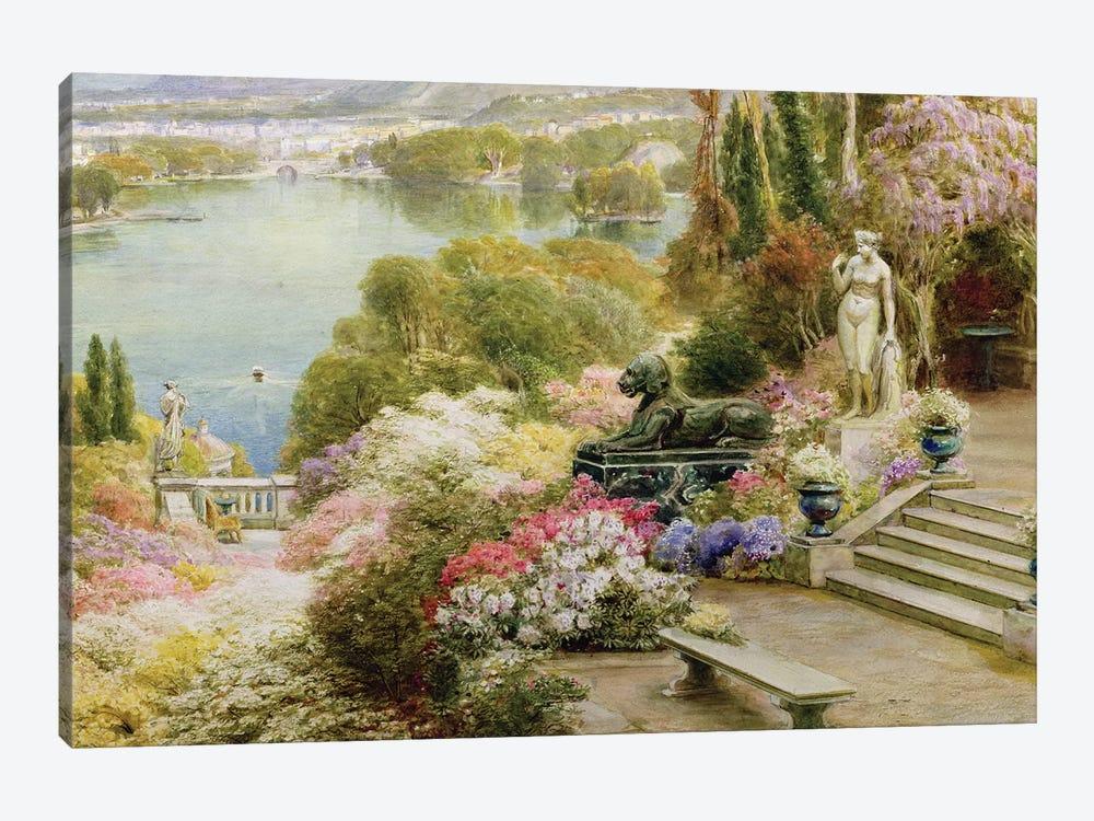 Lake Maggiore  by Ebenezer Wake-Cook 1-piece Art Print