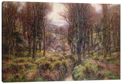 Lamorna Cove  Canvas Art Print