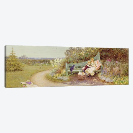 The Picture Book, 1903  Canvas Print #BMN3758} by Thomas James Lloyd Canvas Art Print