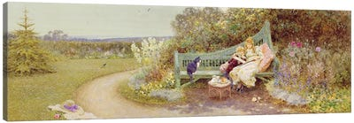 The Picture Book, 1903  Canvas Art Print