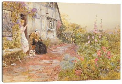 Grandmother, 1894  Canvas Art Print