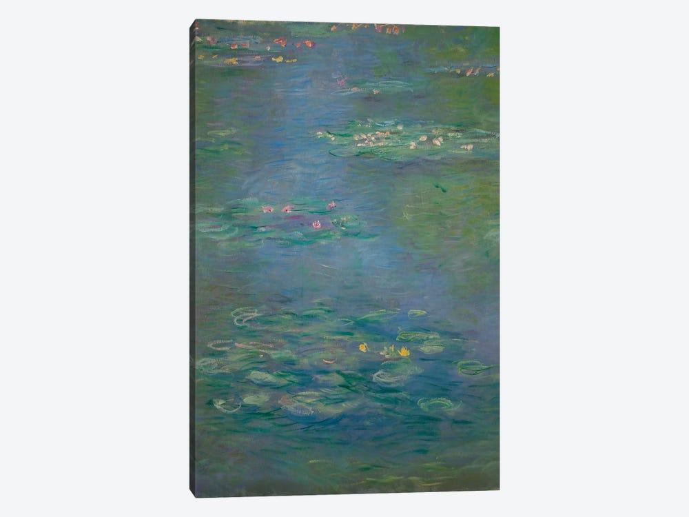 Waterlilies, detail, 1903  by Claude Monet 1-piece Art Print