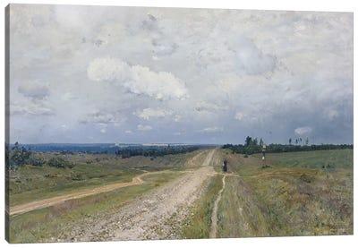 The Vladimirka Road, 1892  Canvas Print #BMN3858