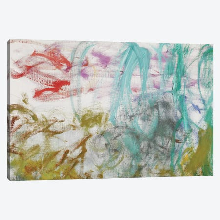 Waterlilies, 1917-19  Canvas Print #BMN3860} by Claude Monet Canvas Print