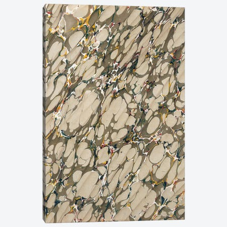 Marble Endpaper  Canvas Print #BMN3910} by English School Canvas Art Print
