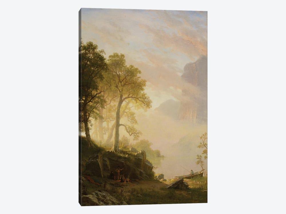 The Merced River in Yosemite, 1868  by Albert Bierstadt 1-piece Art Print