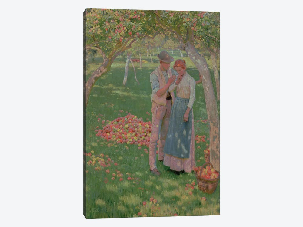 The Orchard 1-piece Canvas Art Print