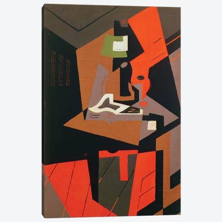 Composition  Canvas Print #BMN4242} by Juan Gris Canvas Art