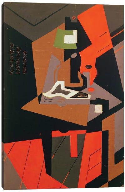 Composition  Canvas Art Print