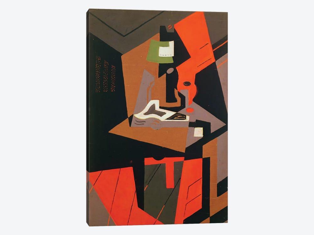 Composition  by Juan Gris 1-piece Canvas Art