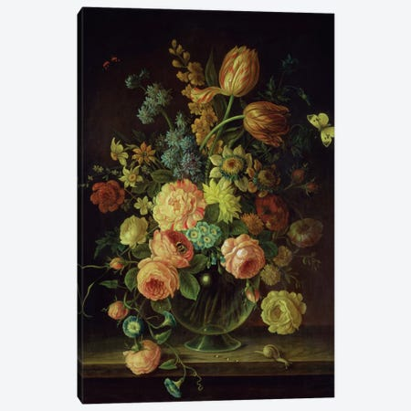 Still Life Canvas Print #BMN426} by O.R. Dogarth Canvas Art Print
