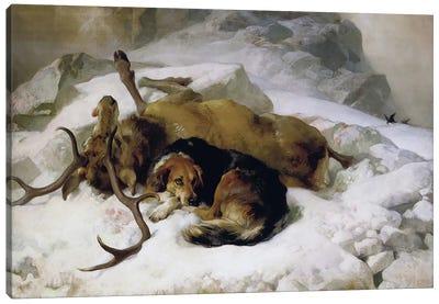 Chevy, 1868  Canvas Art Print
