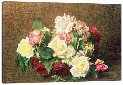 Roses Canvas Print #BMN4438