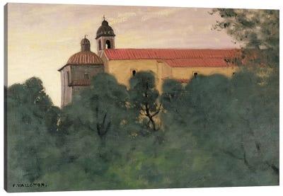 Landscape at Perouse Canvas Art Print