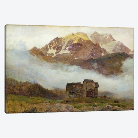 Kanton Bern: A Swiss Landscape  Canvas Print #BMN4571} by Janus La Cour Canvas Art