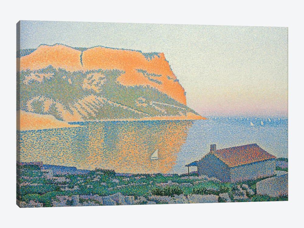 Cap Canaille, Cassis, 1889  by Paul Signac 1-piece Art Print
