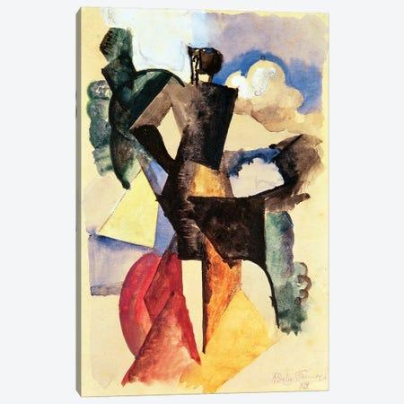 The Matador  Canvas Print #BMN4589} by Roger de la Fresnaye Art Print