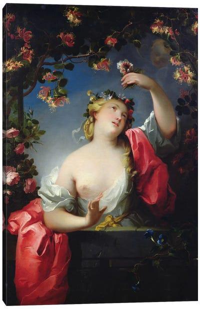 Summer, 1717  Canvas Art Print