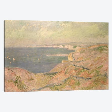 Seascape Canvas Print #BMN4609} by Claude Monet Canvas Wall Art