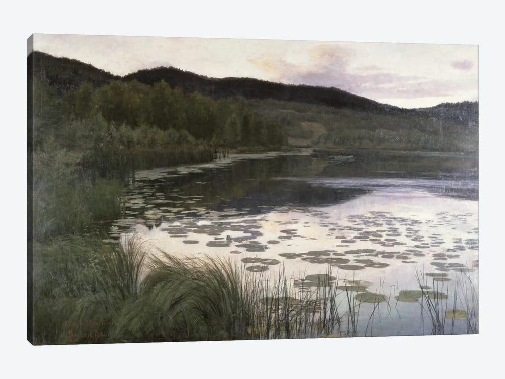 Summer Night, 1886 by Kitty Lange Kielland 1-piece Art Print