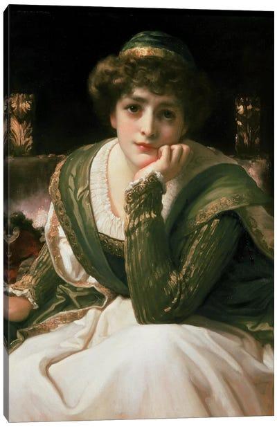 Desdemona  Canvas Art Print