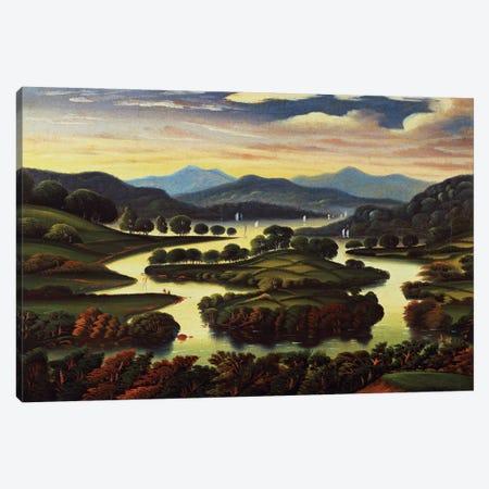 Landscape  Canvas Print #BMN4666} by Thomas Chambers Canvas Art Print