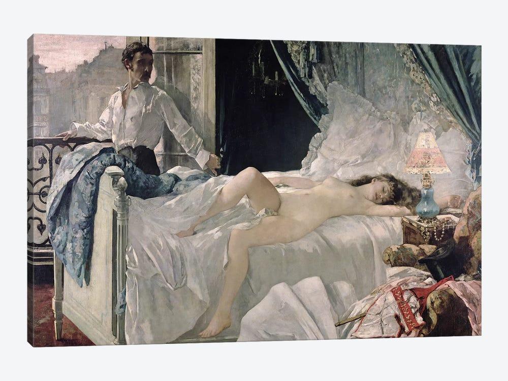 Rolla, 1878  by Henri Gervex 1-piece Canvas Print