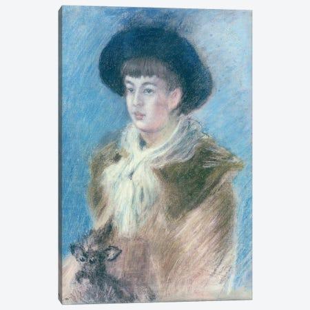 Suzanne  Canvas Print #BMN4726} by Claude Monet Canvas Wall Art
