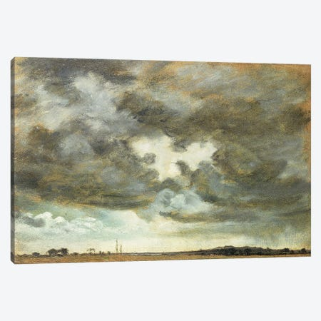 A Cloud Study  Canvas Print #BMN4751} by John Constable Canvas Wall Art