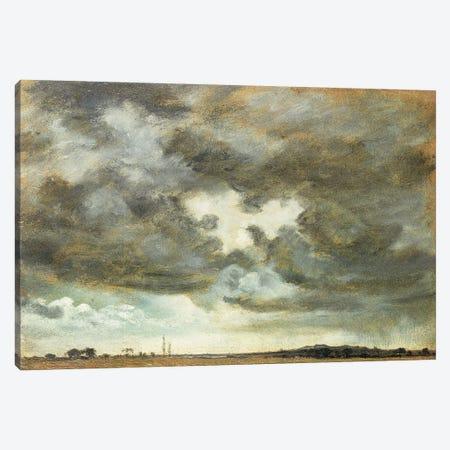 A Cloud Study  Canvas Print #BMN4751} by John Constable Canvas Wall Art