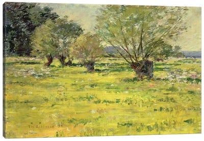 Springtime, 1892  Canvas Art Print