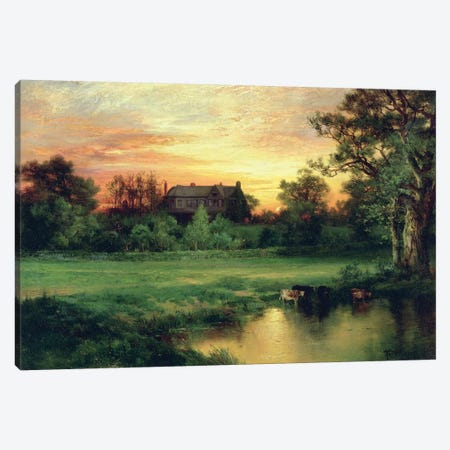 Easthampton, Long Island, 1897  Canvas Print #BMN4780} by Thomas Moran Art Print