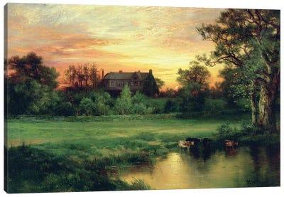 Easthampton, Long Island, 1897  Canvas Art Print
