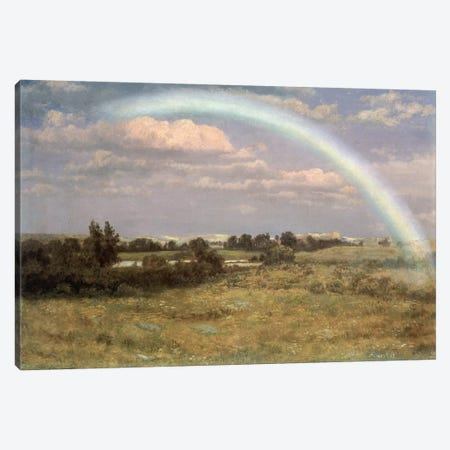 After the Storm  Canvas Print #BMN4782} by Albert Bierstadt Canvas Print