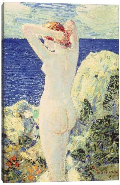 The Bather, 1915  Canvas Art Print