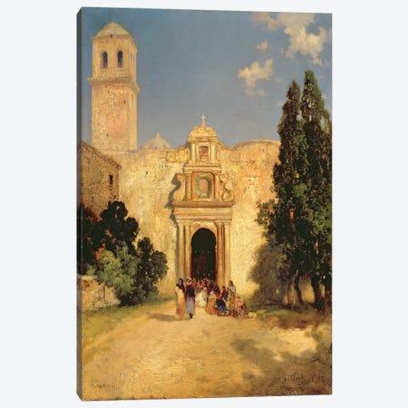 Maravatio, Mexico, 1912 Canvas Print #BMN4796} by Thomas Moran Canvas Print