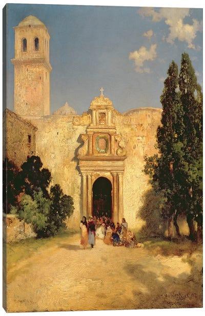 Maravatio, Mexico, 1912 Canvas Art Print