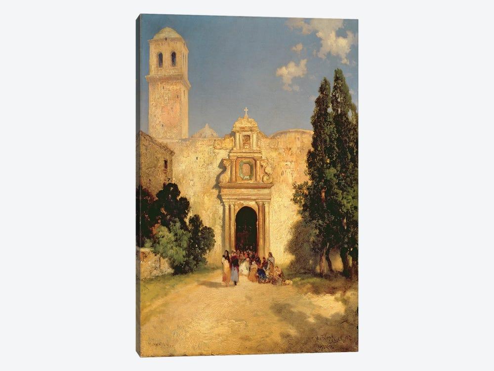 Maravatio, Mexico, 1912 by Thomas Moran 1-piece Canvas Art Print