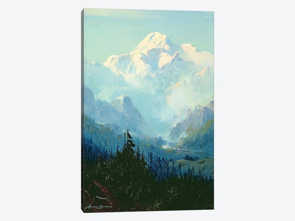 Mount McKinley  by Sidney Laurence 1-piece Art Print