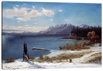 Lake Tahoe  Canvas Art Print