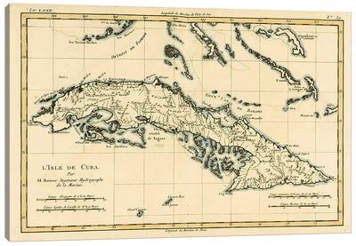 Cuba Canvas Print #BMN4881