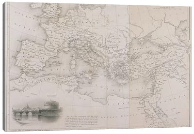 The Roman Empire, c.1850  Canvas Print #BMN4891