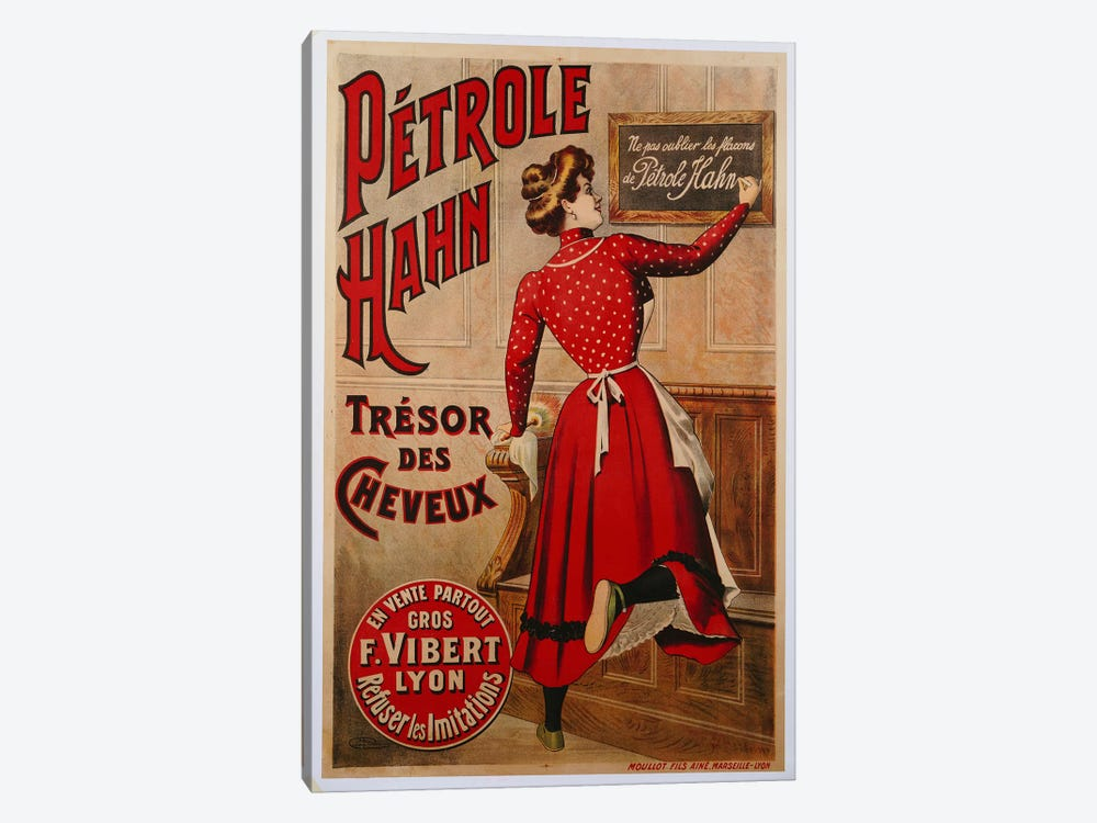 Petrole Hahn, 1910  1-piece Art Print