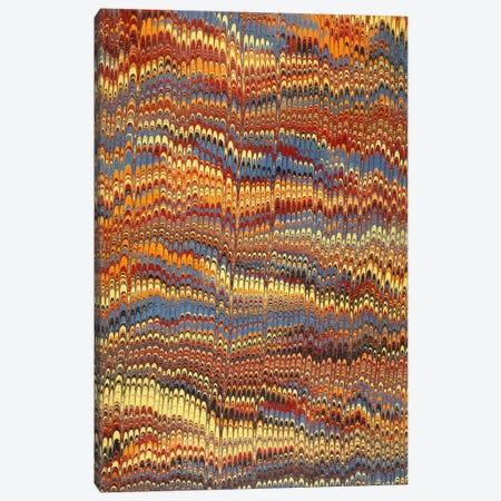Decorative end paper  Canvas Print #BMN4996} by English School Canvas Art Print
