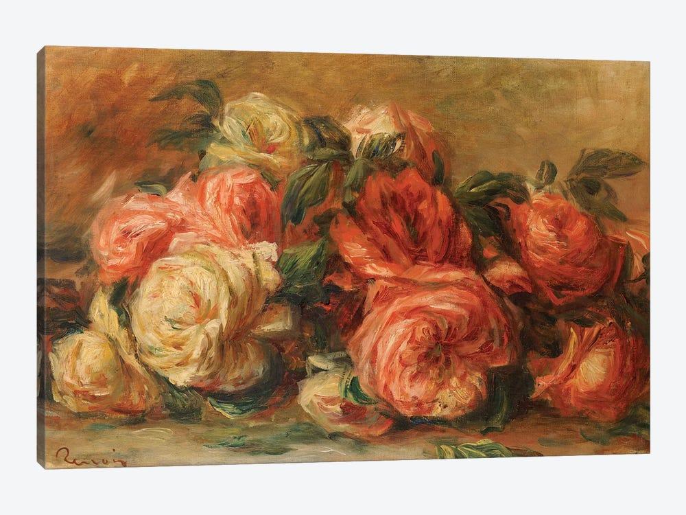 Discarded Roses  by Pierre-Auguste Renoir 1-piece Art Print