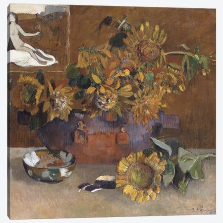 Still Life with l'Esperance, 1901  Canvas Print #BMN5040} by Paul Gauguin Art Print