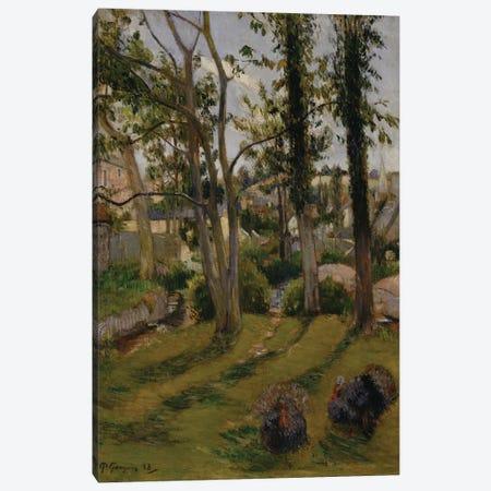 The Turkeys  Canvas Print #BMN5044} by Paul Gauguin Canvas Wall Art