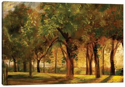 Judge's Walk, Hampstead, c.1820  Canvas Art Print