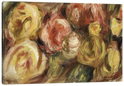 Roses, 1919 Canvas Art Print